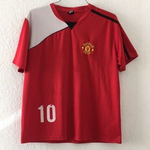 Other - Men Manchester United Rooney Jersey size L
